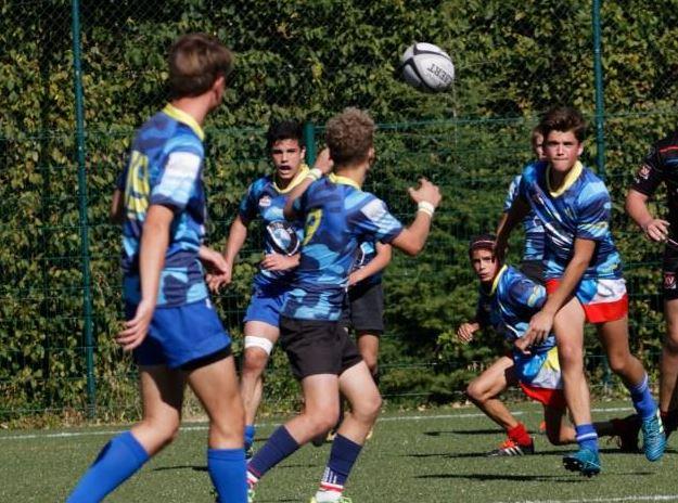 Déplacement des Cadets et Juniors Rassemblement Loire Perche