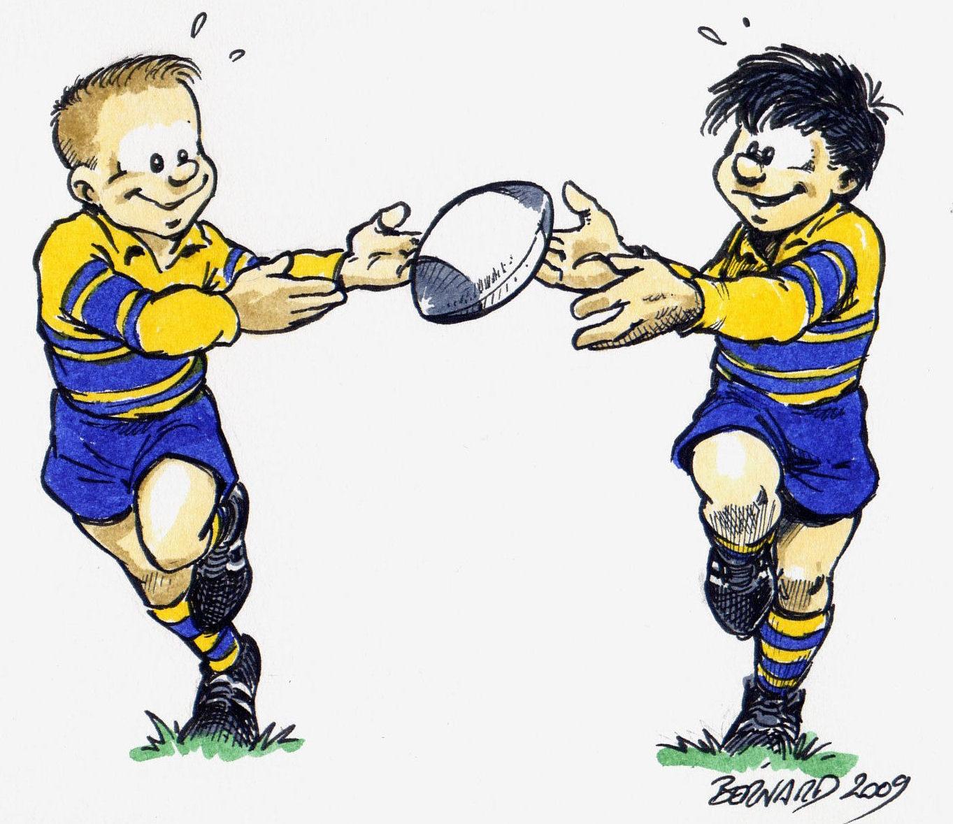 Rencontre Ecole de Rugby