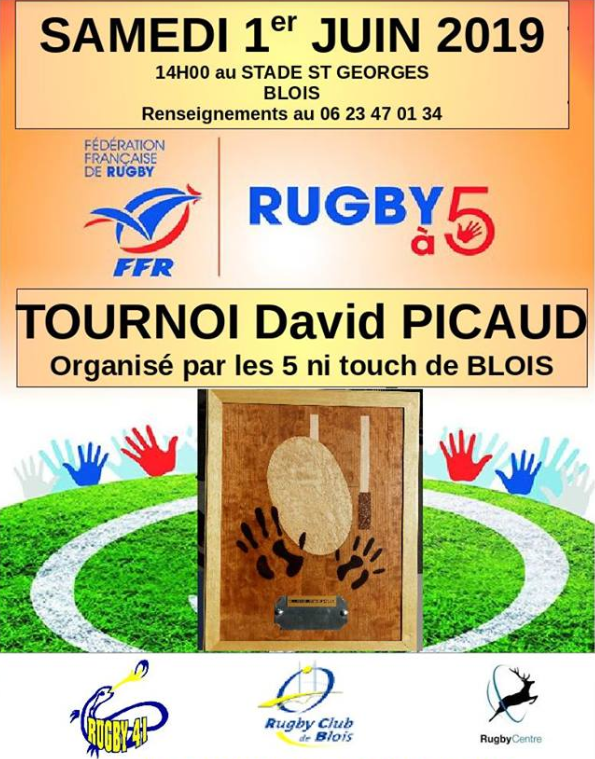 Tournoi David Picaud
