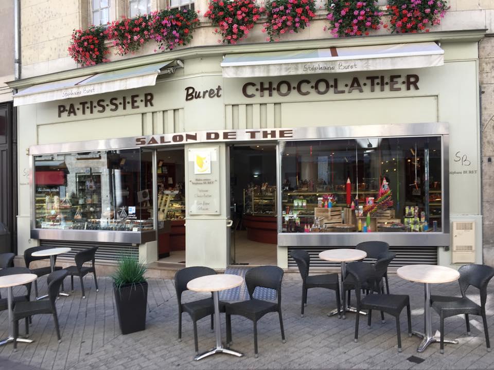 Nouvelle vidéo de recette de Stéphane Buret Patissier Chocolatier