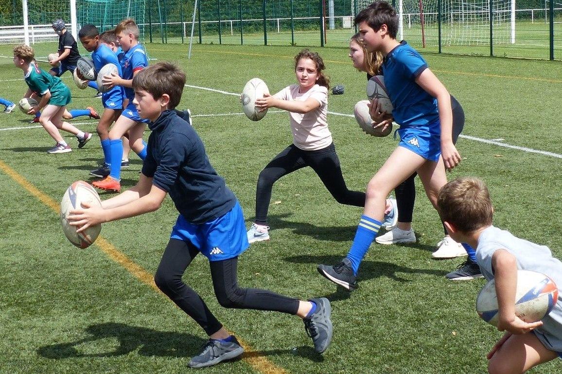 Ecole de Rugby : Le livret d'accueil 2020-2021 est disponible pour préparer la rentrée