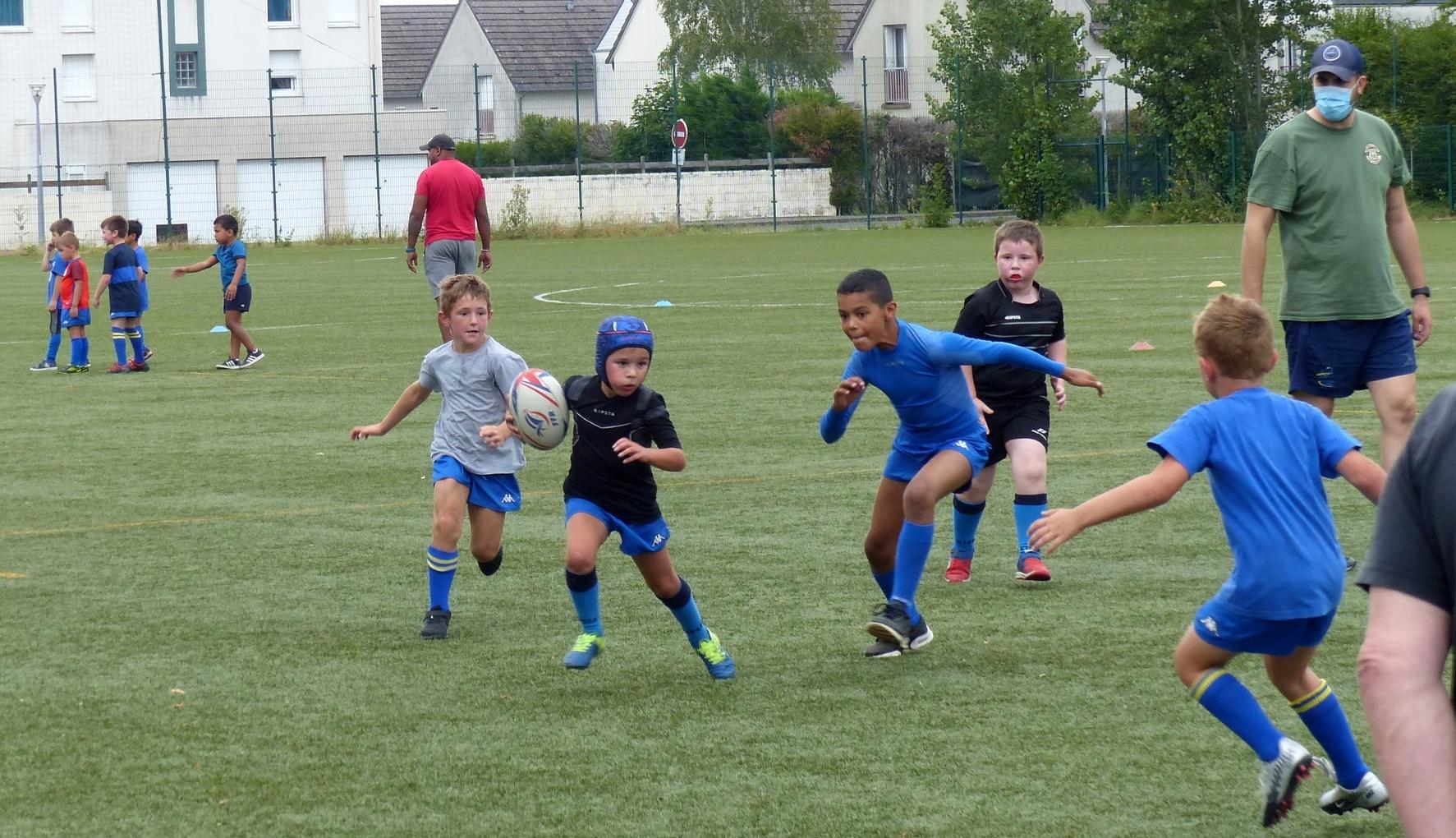 Ecole de Rugby et Féminines : La reprise, c'est pour le vendredi 28 août !