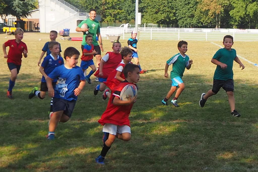 L'Ecole de Rugby du RC Blois structure son projet sportif et pédagogique