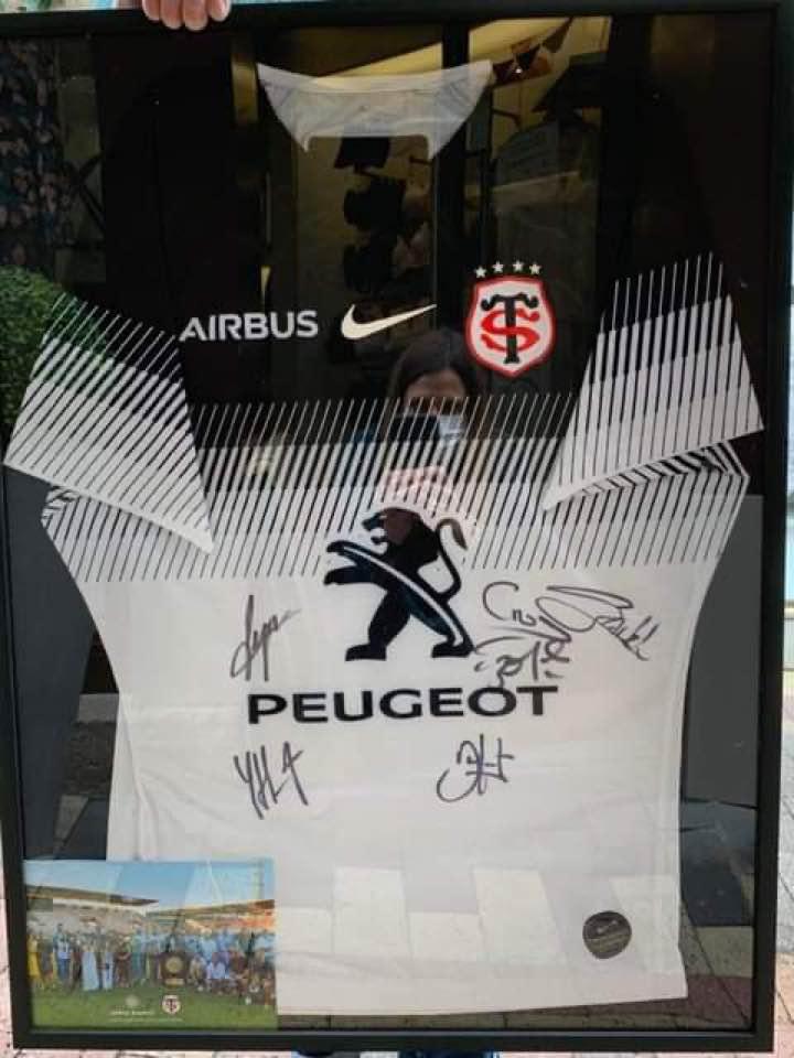 """""""Serge Blanco"""" nouveau sponsor officiel du Stade Toulousain"""