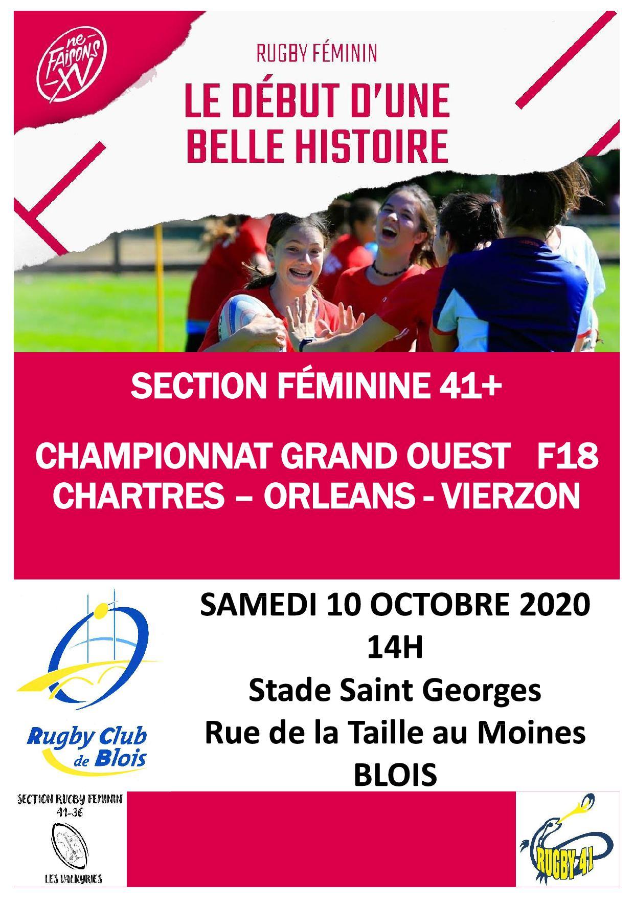 NR : La renaissance du rugby féminin