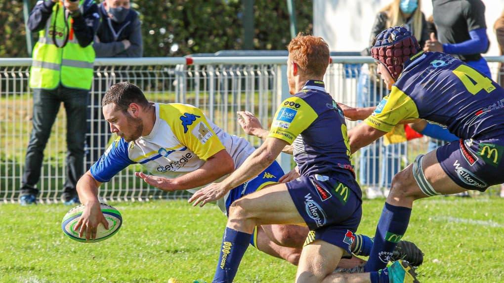 NR : Le RC Blois prend de la hauteur