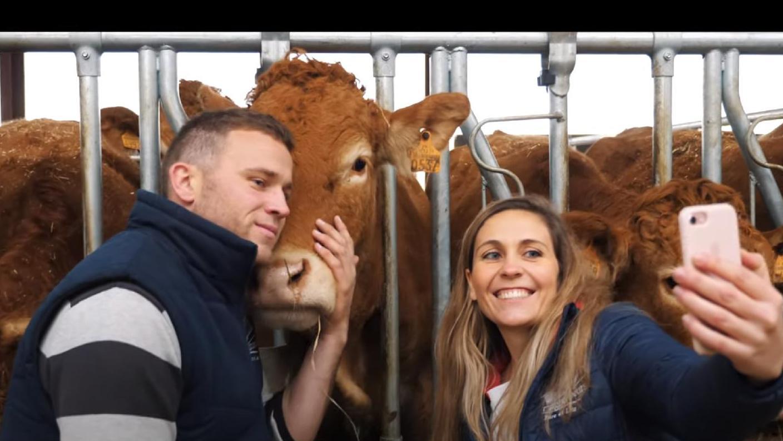 Découvrez Emilie PLATEAU, conjointe d'agriculteur en Centre-Val de Loire