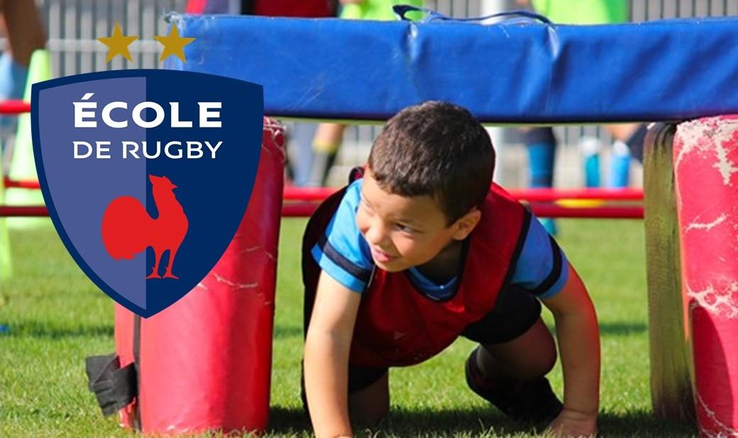 Le Rugby Club de Blois étoffe sa section Baby Rugby, dès 3 ans
