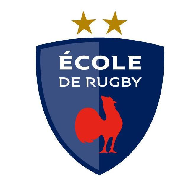 Label 2 Etoiles pour notre Ecole de Rugby !