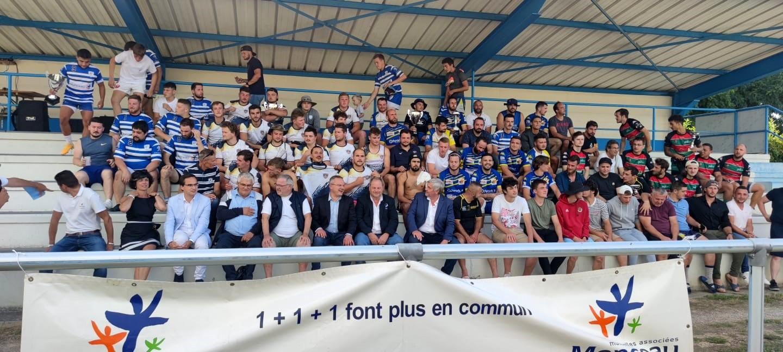 Le RC Blois a présenté deux équipes au tournoi Boni Seven à Vendôme